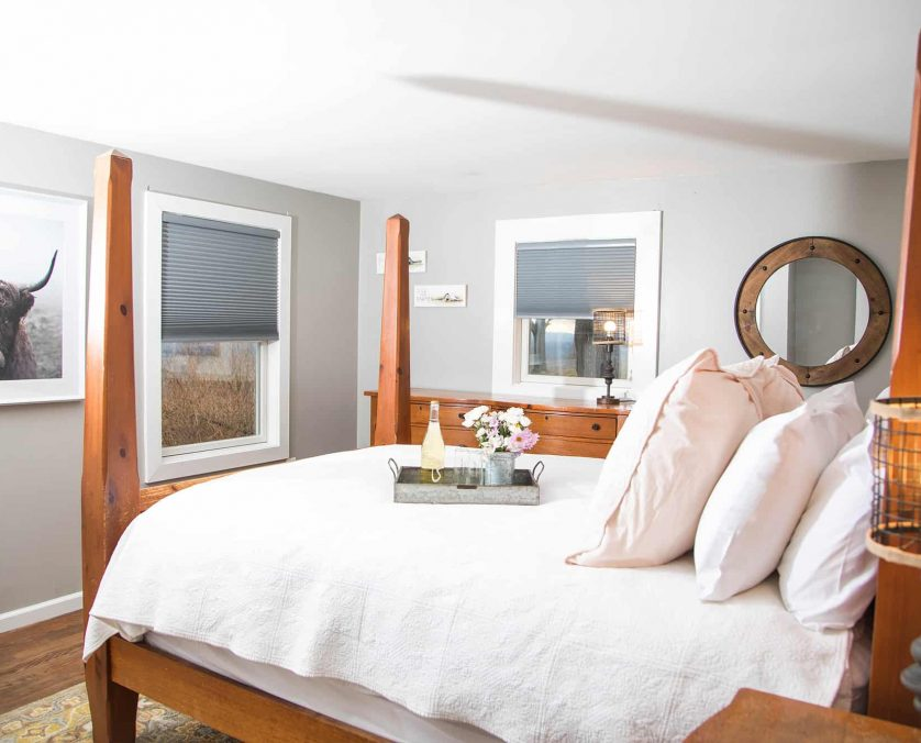 Brewer's Cottage Bedroom