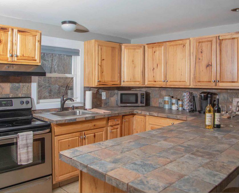 Brewer's Cottage Kitchen